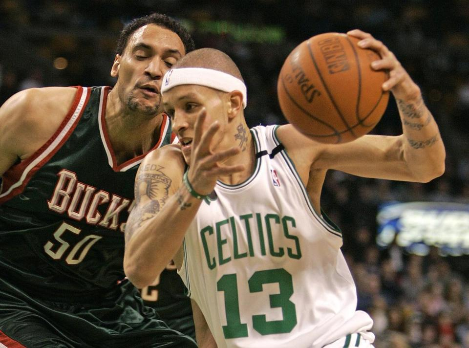 Former Celtic Delonte West wants another opportunity in the NBA.
