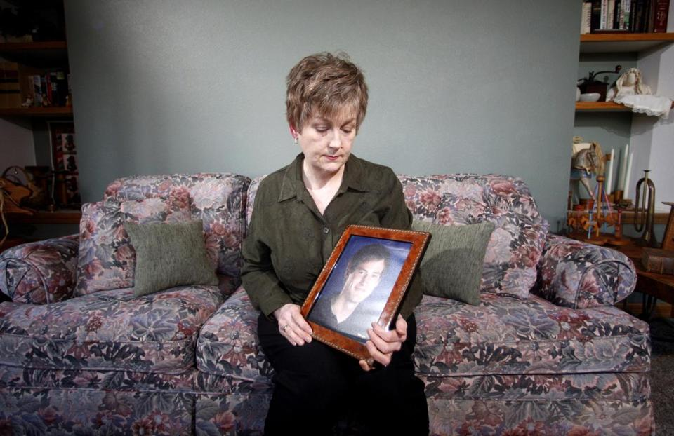 Karen Williams sued Facebook for access to her 22-year-old son's account after he died in a 2005 motorcycle accident.