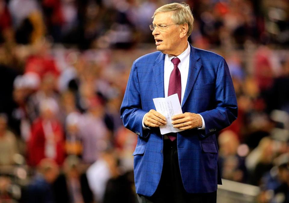 Bud Selig was on hand at what he says was his final All-Star Game as commissioner.