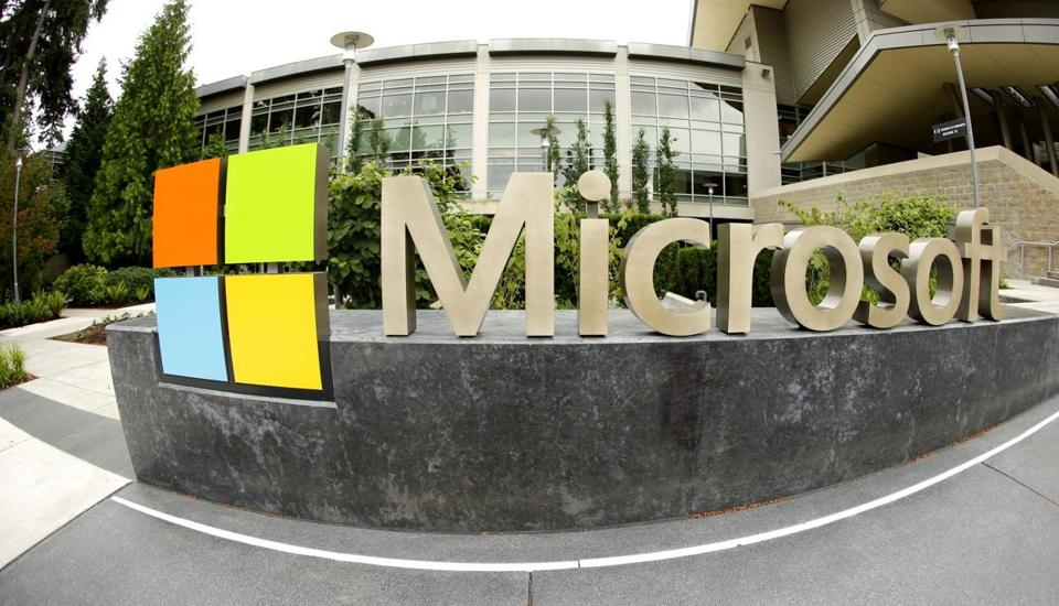 With the Nokia deal, Microsoft's employee headcount rose from about 99,000 last year to 127,000 as of last month.