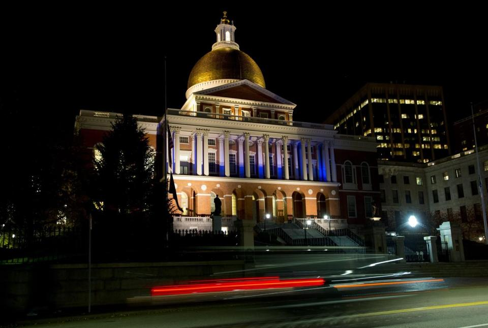 Massachusetts lawmakers have gone home for the year.
