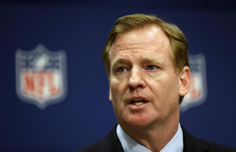 Roger Goodell is overseeing an NFL undergoing a tremendous amount of change.