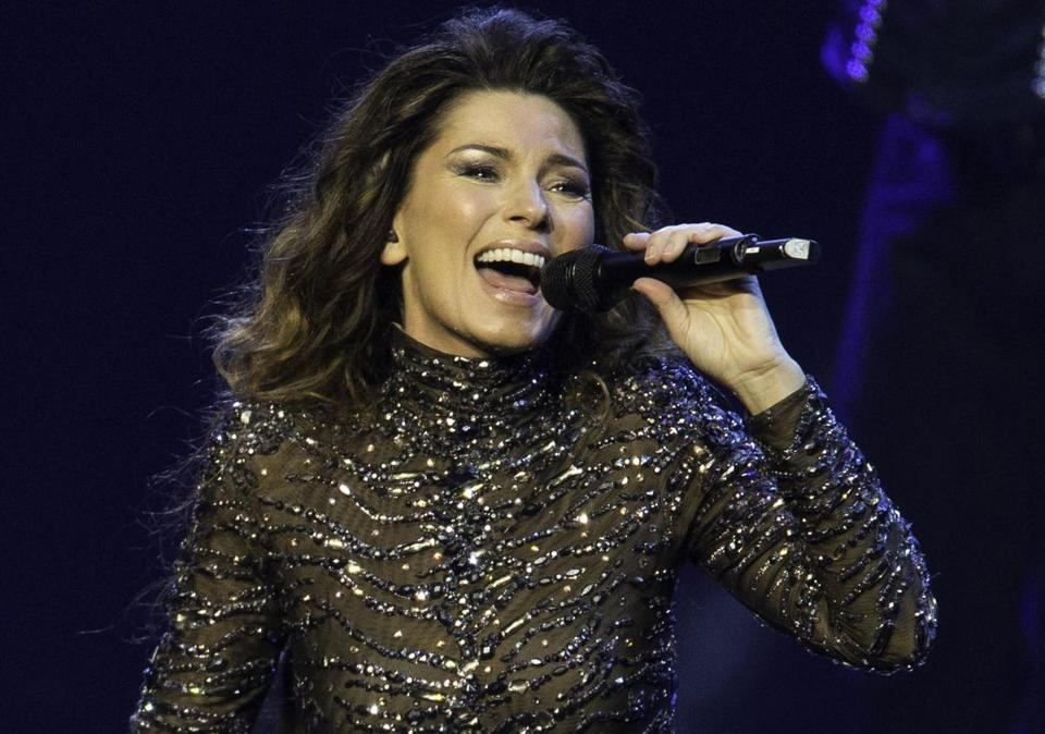 'I can't thank Las Vegas enough,'' says Shania Twain, about her two-year run in Sin City, which she will conclude on Dec. 13 when she ends a string of more than 110 shows.