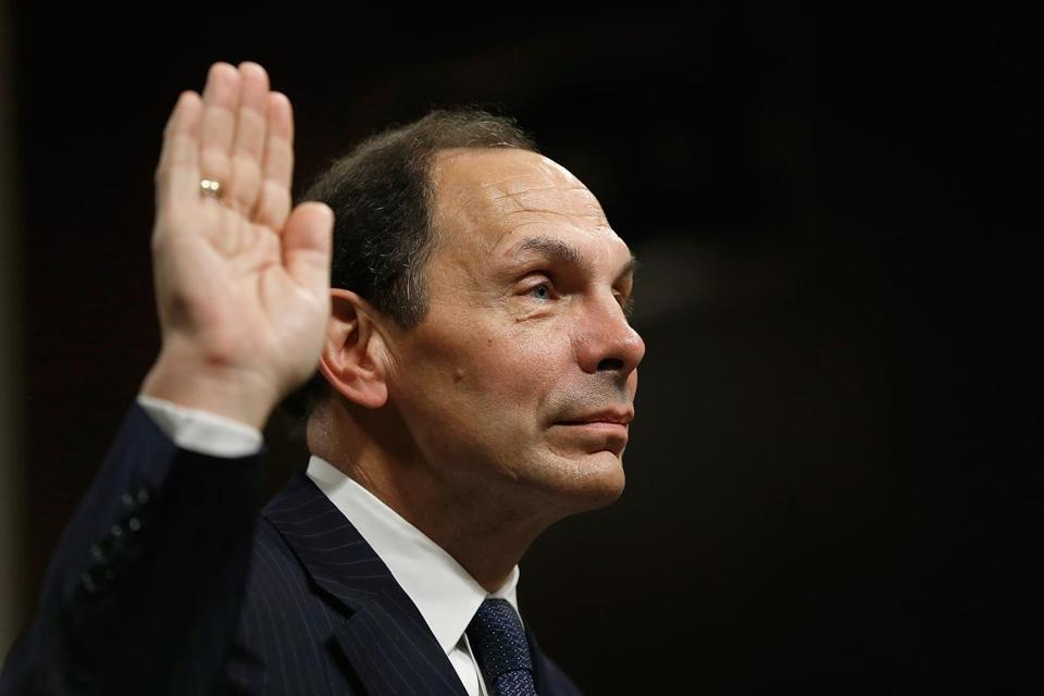 At a Senate committee hearing, Robert McDonald said that ''systematic failures'' must be addressed.