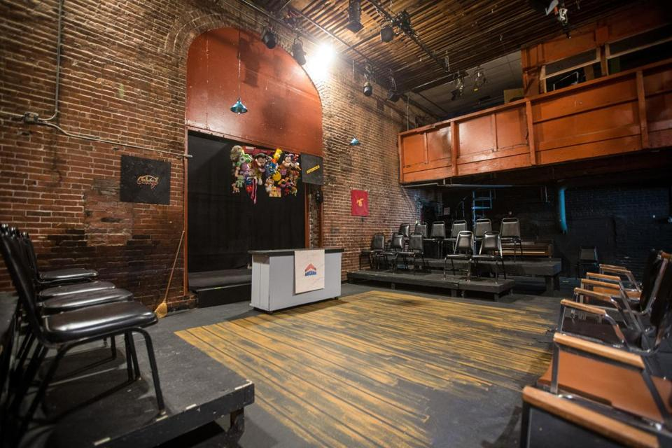 With the Factory Theatre on Tremont Street set to close Oct. 31, fringe theater troupes are looking for a new place to call home.