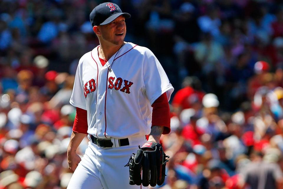 Jake Peavy, 1-9 with a 4.72 ERA this season, went 5-10 with a 4.48 ERA in 30 starts for the Red Sox.