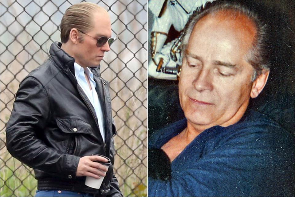 Johnny Depp captures the menacing tone of Whitey Bulger.