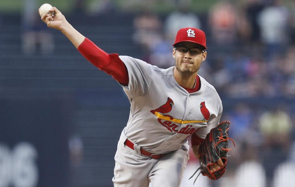 Joe Kelly was drafted in the third round of the 2009 draft by the Cardinals.