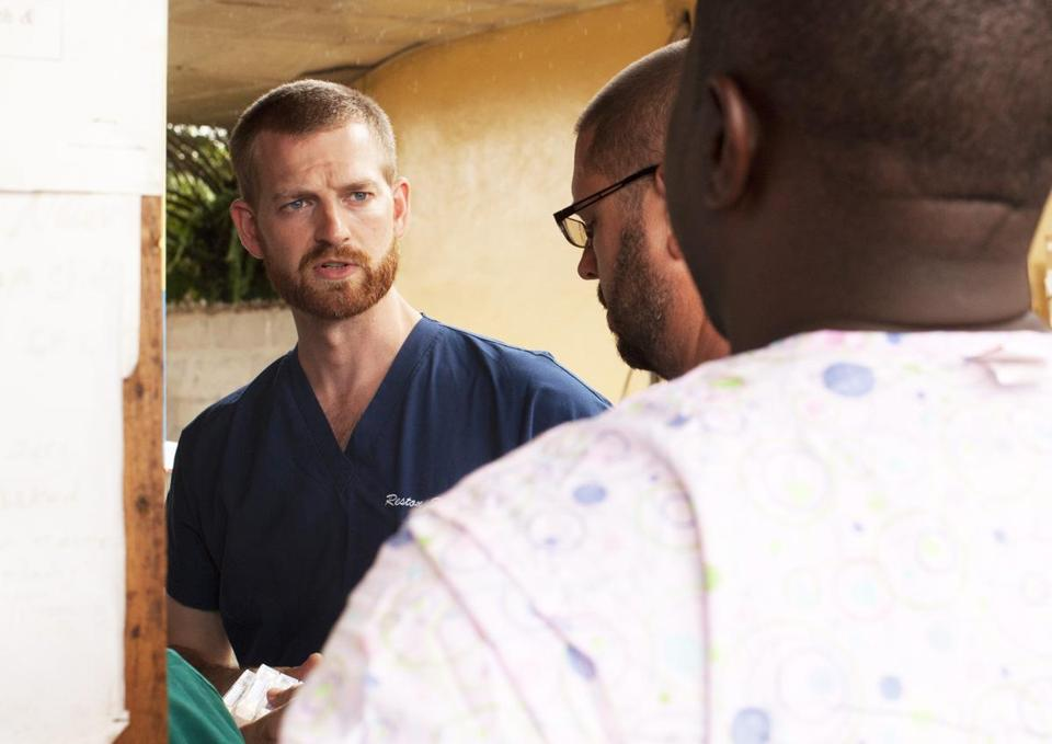 Dr. Kent Brantly will also be evacuated to Emory University Hospital.