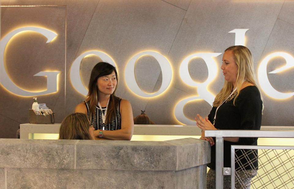 Google HQ Boston