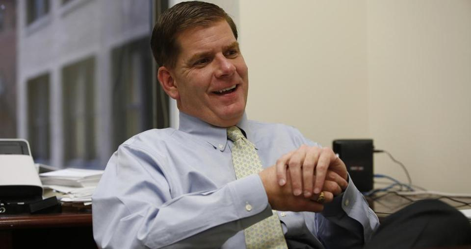 Boston Mayor Martin J. Walsh forgot to notify the City Council he was going on vacation and would be outside the city.