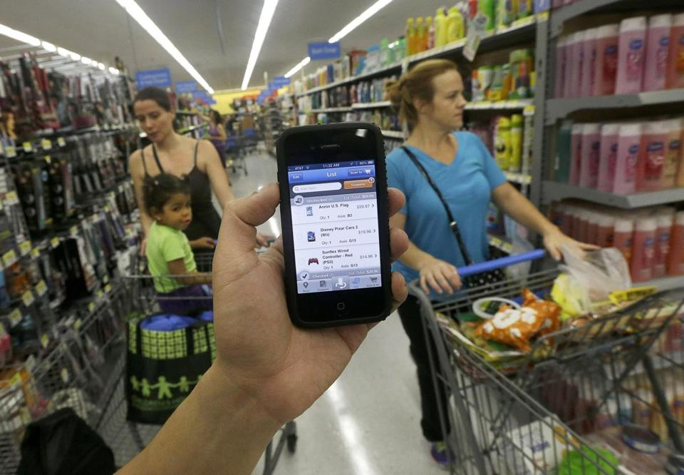 Walmart unveiled the Scan & Go app to help shoppers speed through self-checkout. People couldn't figure out the app, but Walmart took what it learned and created another service.