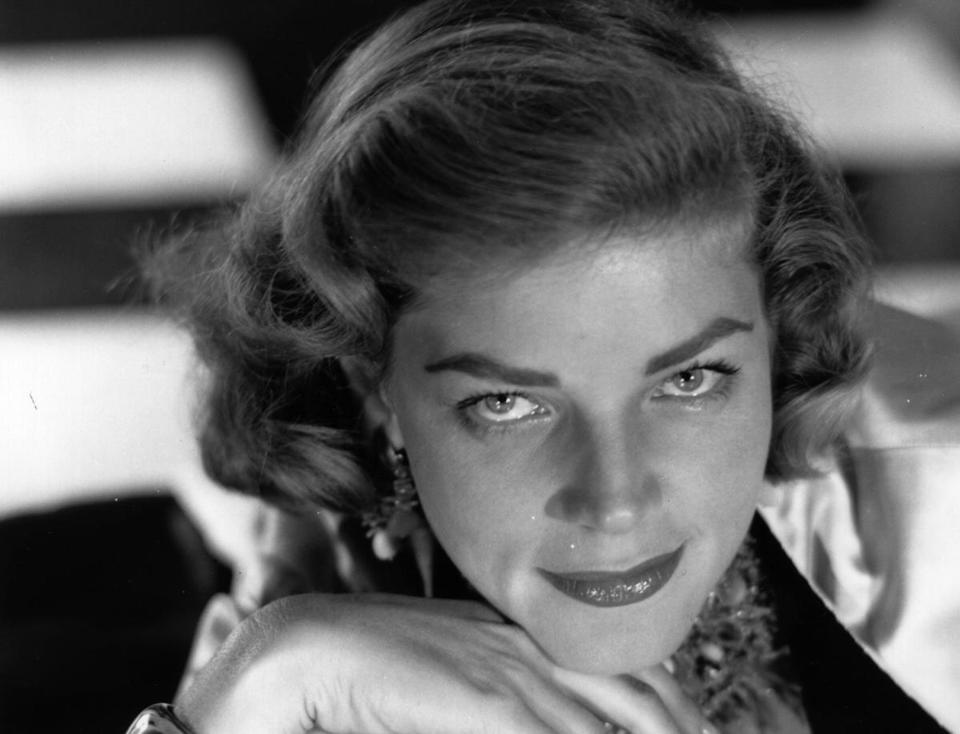 Lauren Bacall has died at 89.
