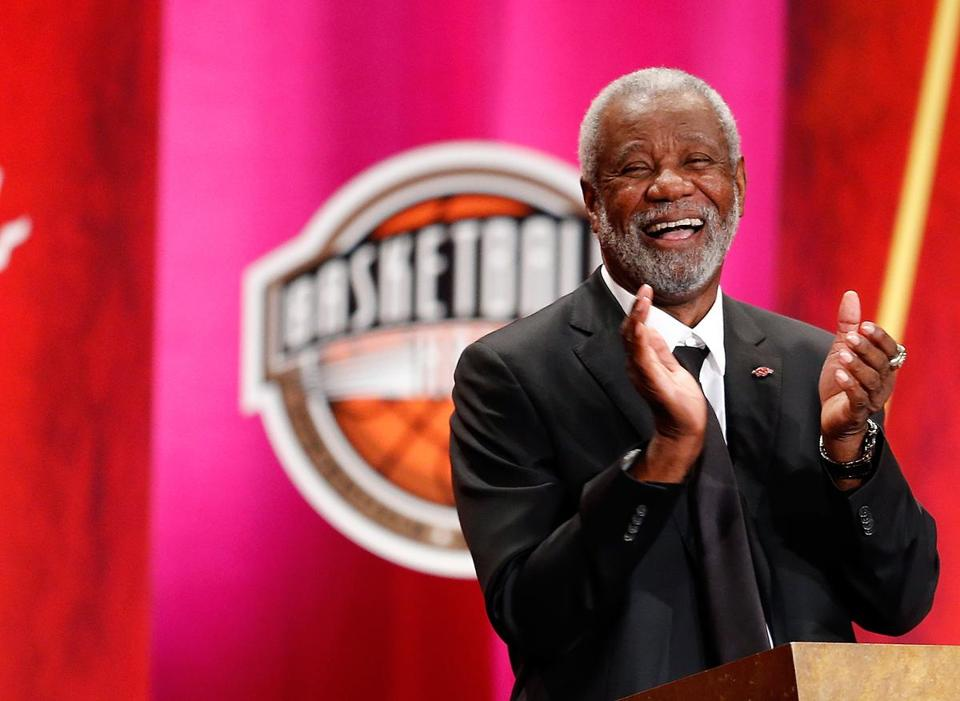 Nolan Richardson fought stereotypes and perceptions, and the overriding pressure to win, while a coach at Arkansas. Jim Rogash/Getty Images