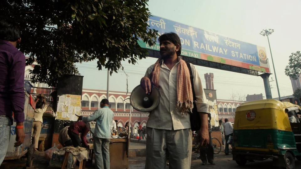 "Rajesh Tailang stars as a father who searches India for his missing son in ""Siddharth."""