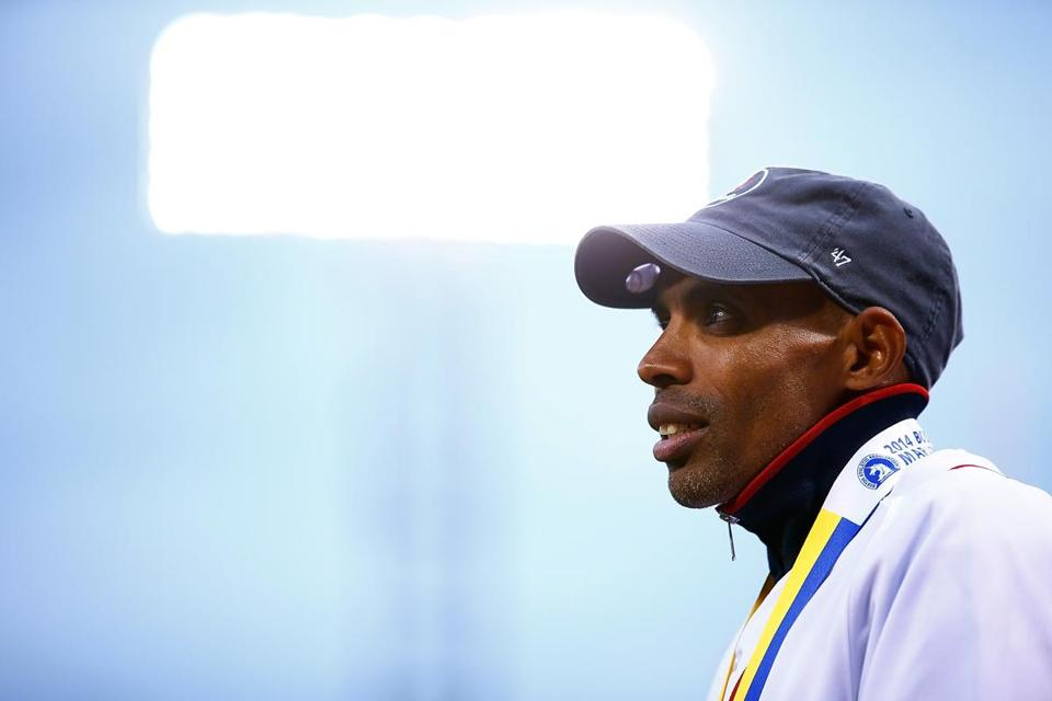 Meb Keflezighi has his eyes on making the US Olympic team for Rio in 2016.