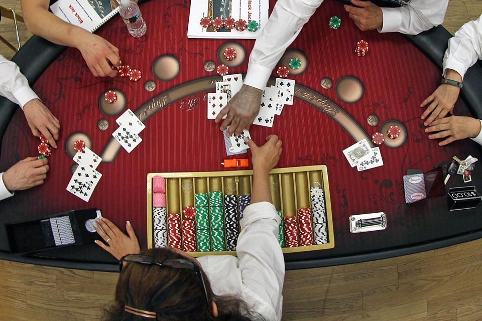 Blackjack is a game where the only winning strategy is to play smart, play long, and play deliberately.
