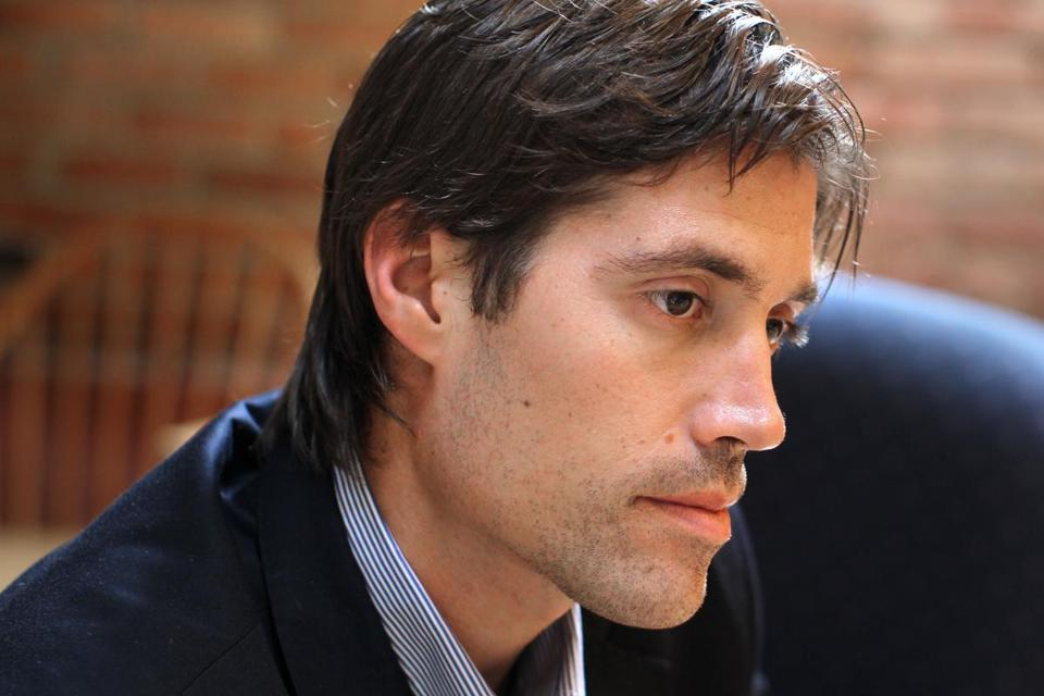 James Foley, 40, had reported on conflicts in Afghanistan, Iraq, and Libya.