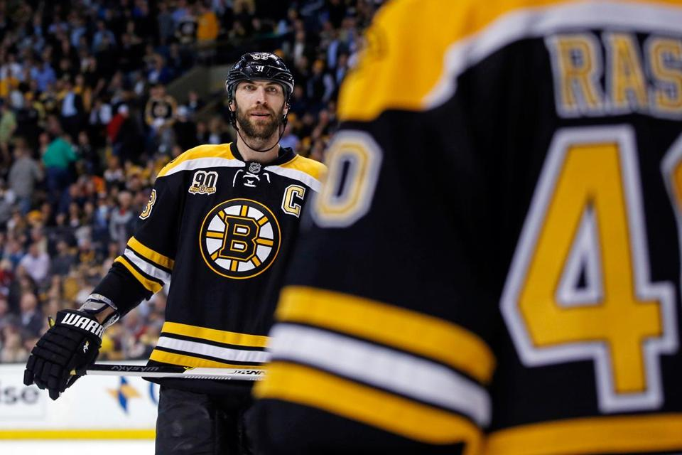 The Boston Bruins are banking on the appeal of sharing a practice facility with the likes of team star Zdeno Chara.