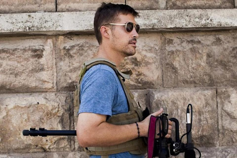 James Foley wanted to report from the world's danger zones.