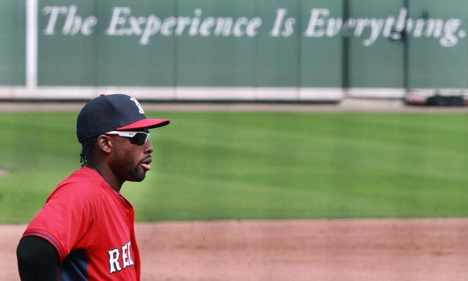 Jackie Bradley Jr. had limited minor-league experience before getting the call to the majors.