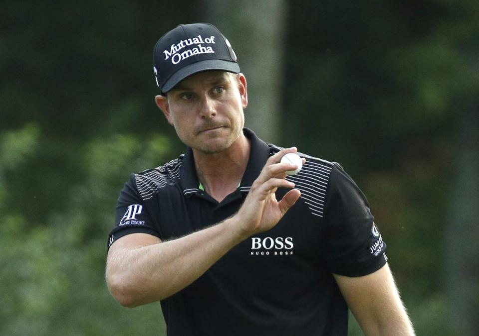 There wasn't much down time between seasons for Henrik Stenson, and he believes that may have been a mistake. AP Photo/John Locher