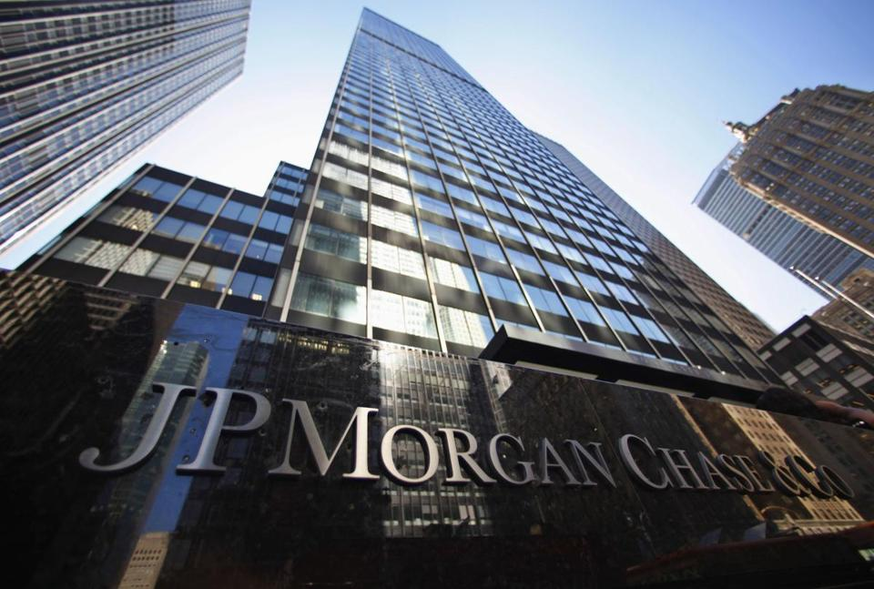 JPMorgan has not seen any increased fraud levels, one person familiar with the situation said.