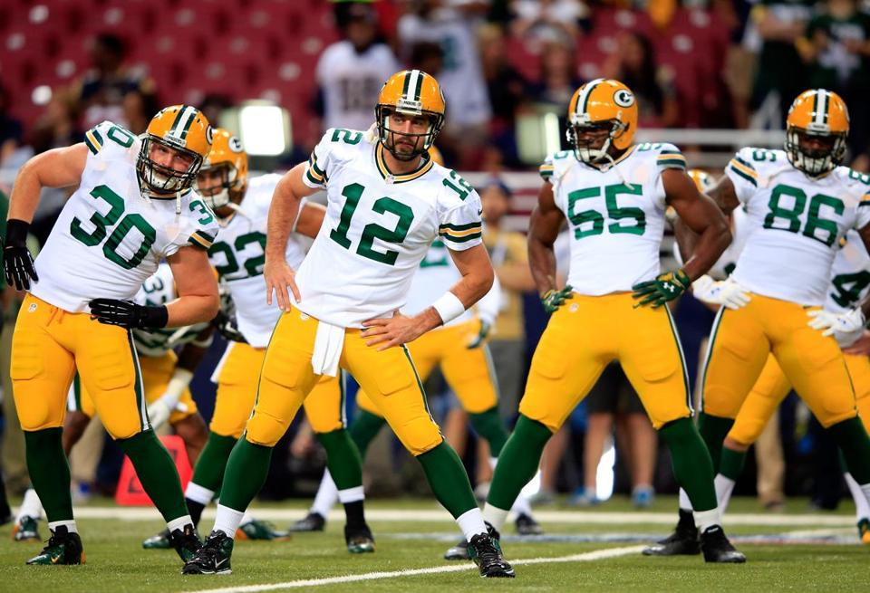 Will having Aaron Rodgers healthy for all 16 games pave a path for the Packers to ride deep into the playoffs?