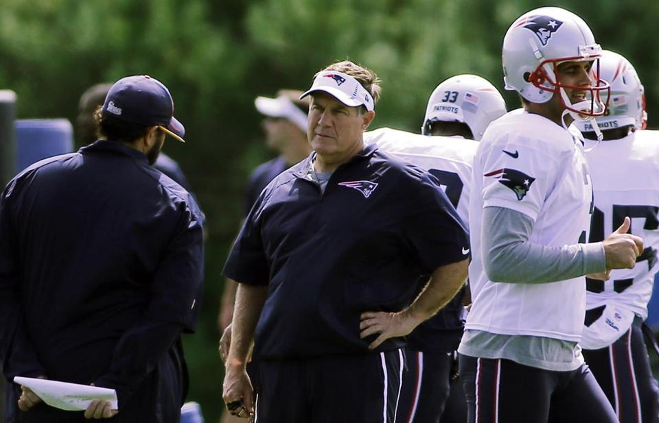 Bill Belichick's Patriots have won the AFC East in 11 of the past 13 seasons.