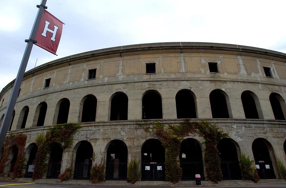 Harvard Stadium is one of the historic Boston venues that could be used in a Summer Olympics.