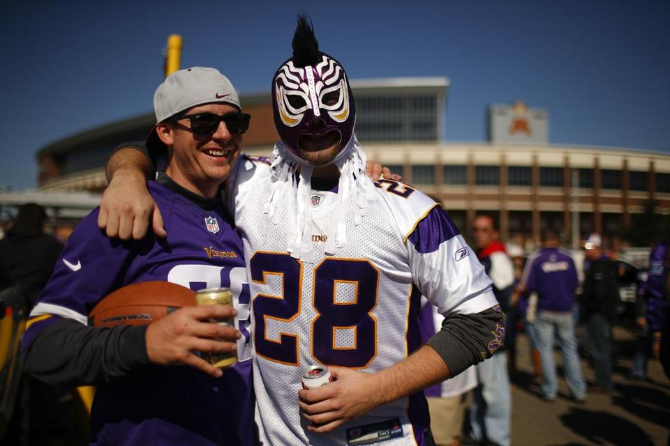 Are NFL fans willing to send a message by boycotting games? It doesn't seem likely. Jeff Wheeler/AP/Star Tribune
