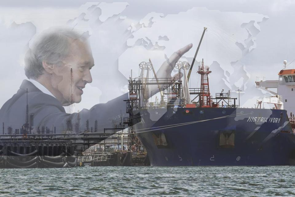 US Senator Edward J. Markey is against the export of crude oil from the US.