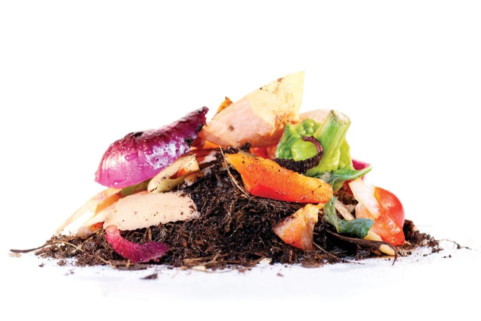 Massachusetts hopes to divert nearly half a million tons of organic waste annually. // photo by