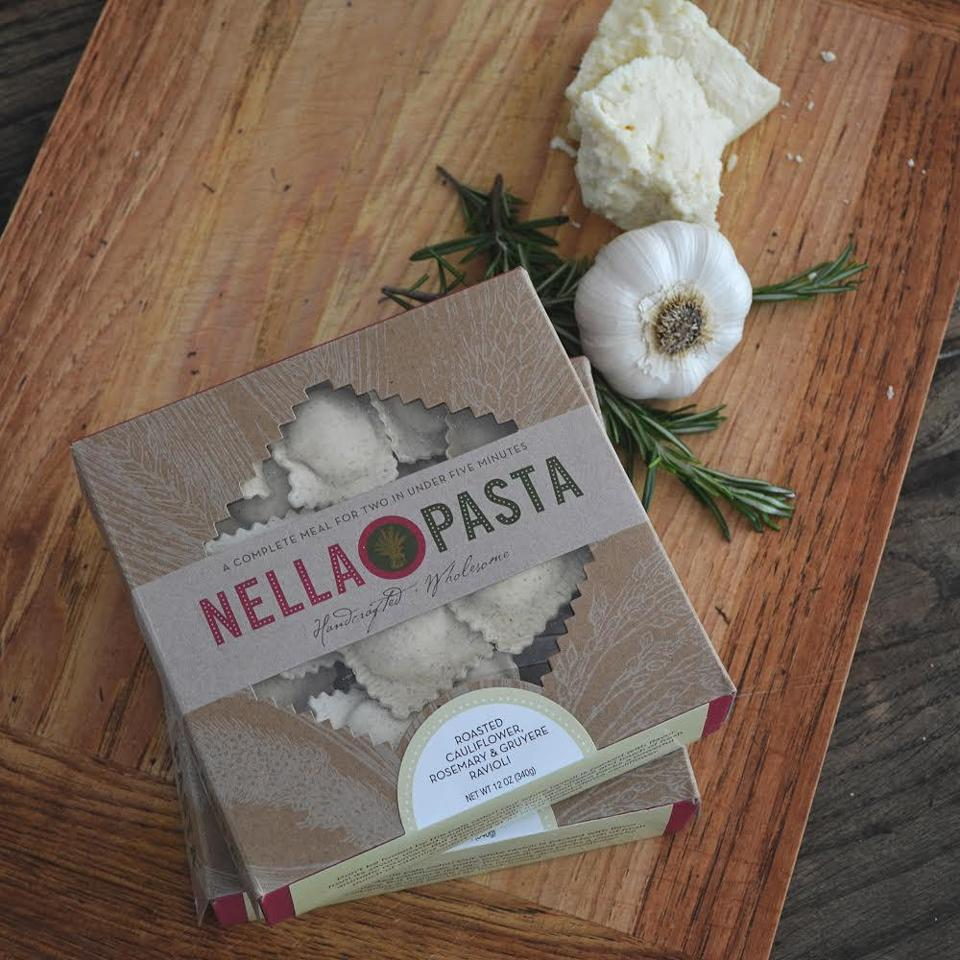 08shawards - Nella Pasta, one of the eleven Massachusetts finalists in the food category for the Martha Stewart American Made contest. (Nella Pasta)