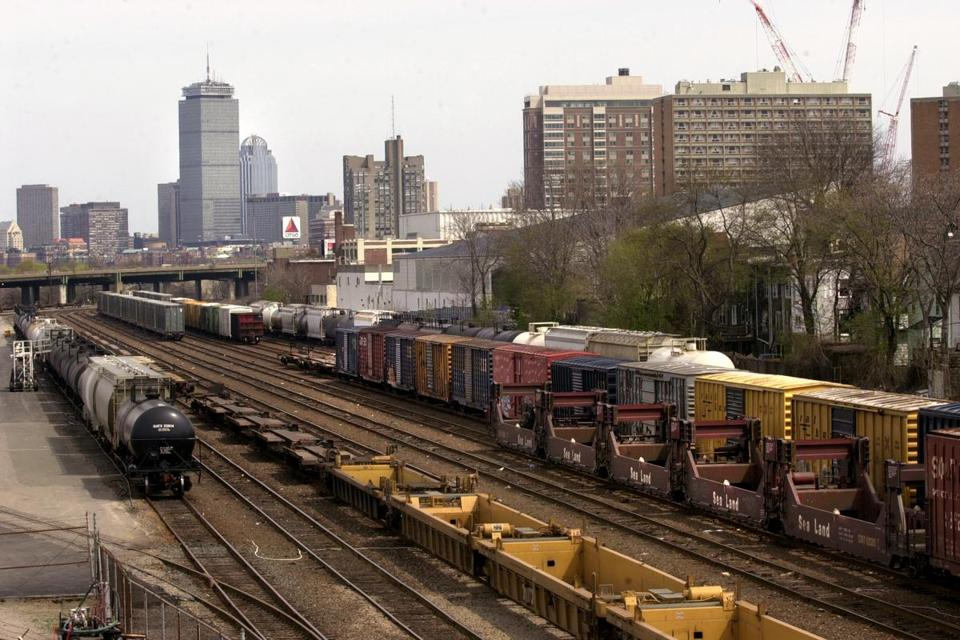 The tentatively titled West Station is meant to help overhaul the huge swath of land near the Allston-Brighton tolls on the Massachusetts Turnpike.