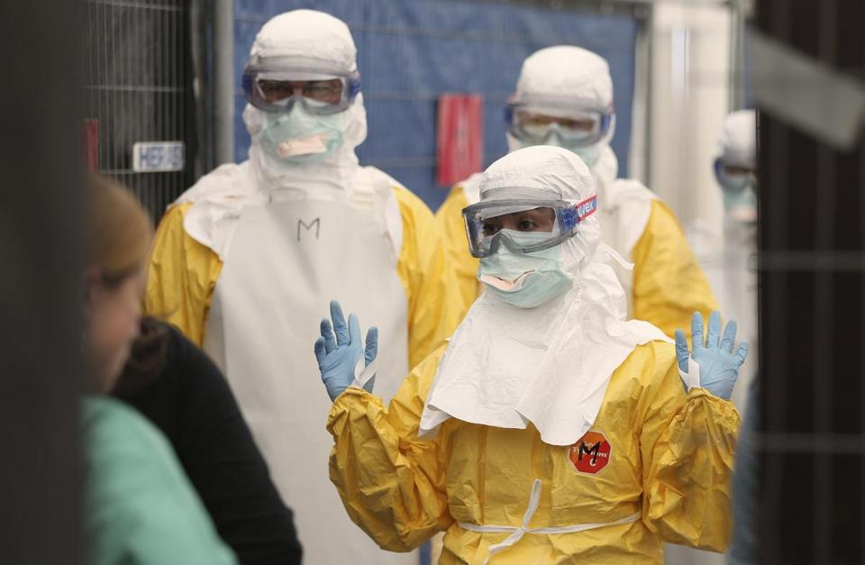 Doctors Without Borders has decades of experience in fighting Ebola in Africa.