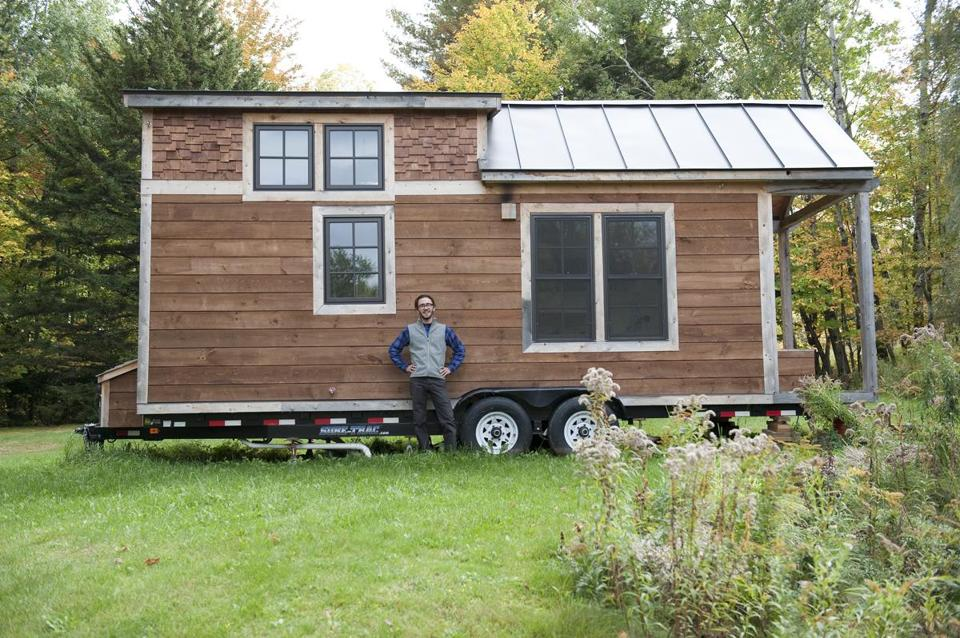 A vermont tiny house is full of huge possibilities the for How to build your own tiny house on wheels