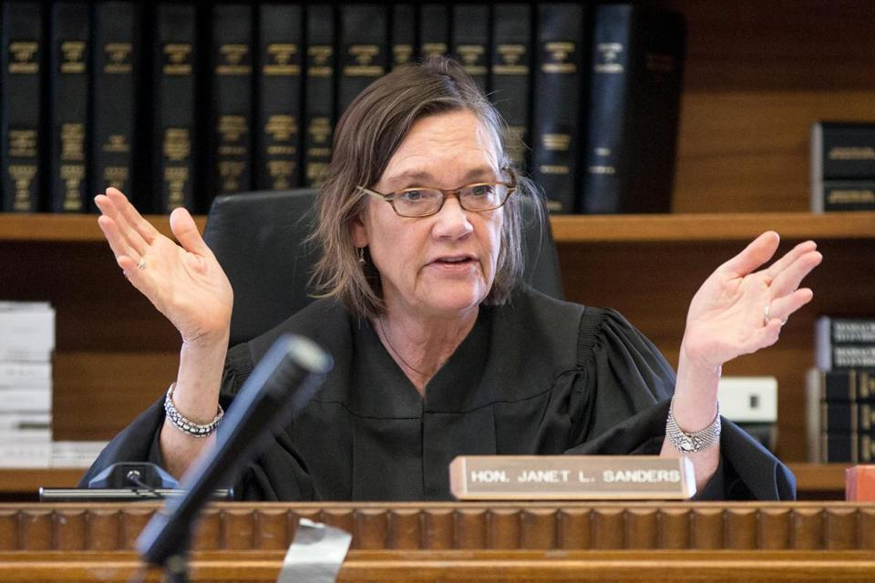 Suffolk Superior Court Judge Janet L. Sanders, who will hold a hearing on the proposed expansion on Monday, said she's never seen so much opposition to a negotiated agreement.