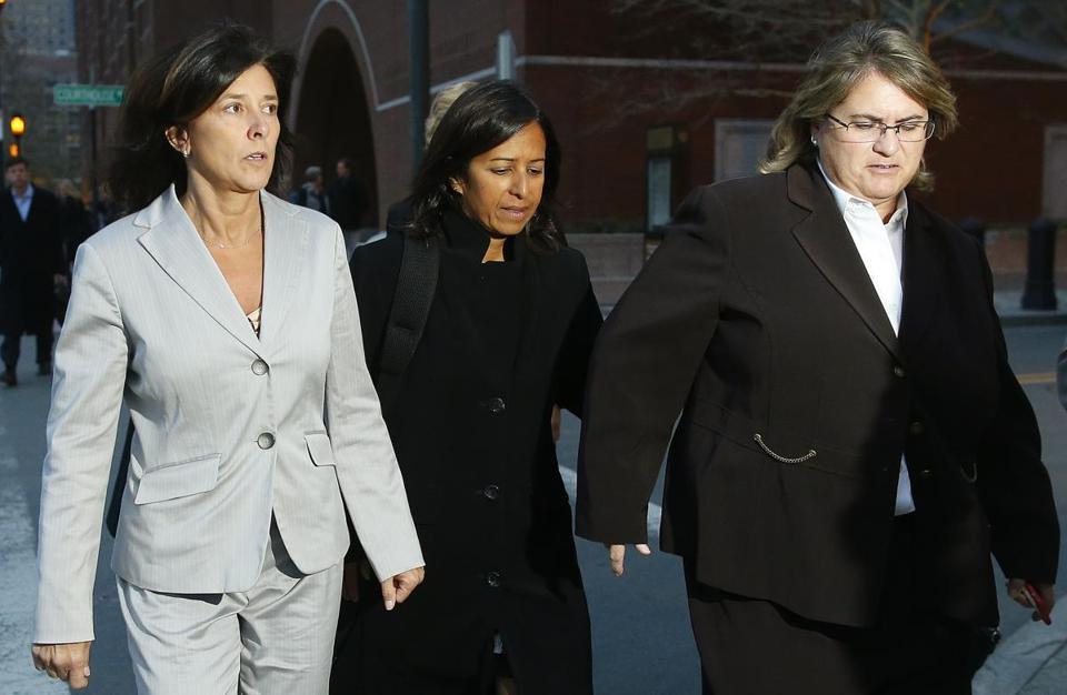 Sentences in probation corruption scandal put on hold for appeals