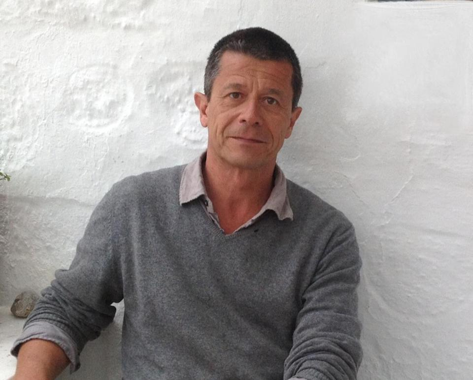 Author Emmanuel Carrère won a prize in France for his book.