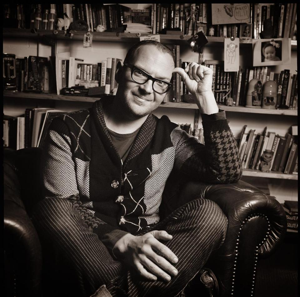 "Cory Doctorow, co-editor of the website Boing Boing, is a proponent of less restrictive public domain for intellectual property, arguing information doesn't want to be free, ""people do."""