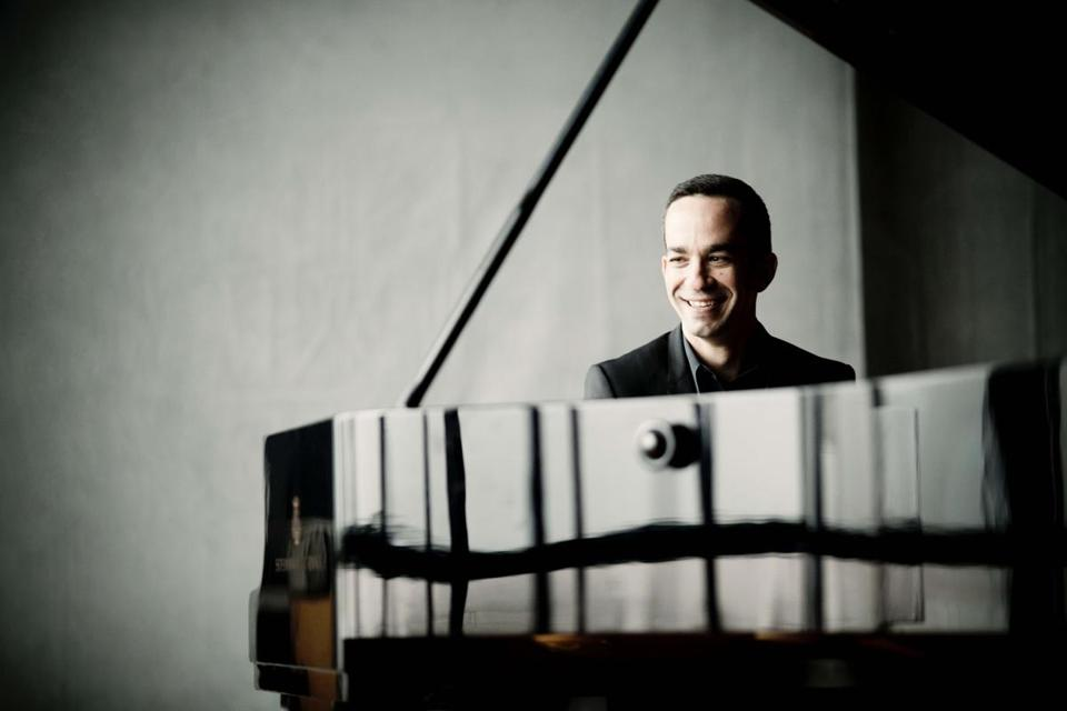 Inon Barnatan is in his first season as the New York Philharmonic's first artist in association.
