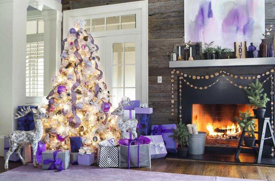 Ask a Designer: decorating with Christmas trees - The ...