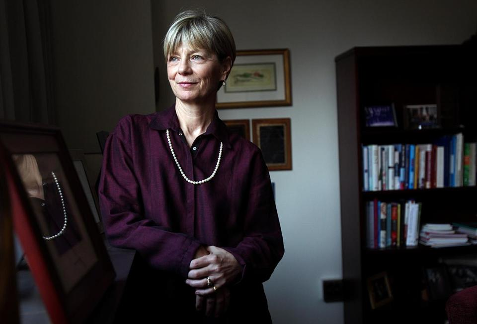 Marylou Sudders' interest in social work and mental illness began when her mother was in the final stages of a mental illness that would claim her life. She has held some of the most influential public policy positions in the state.