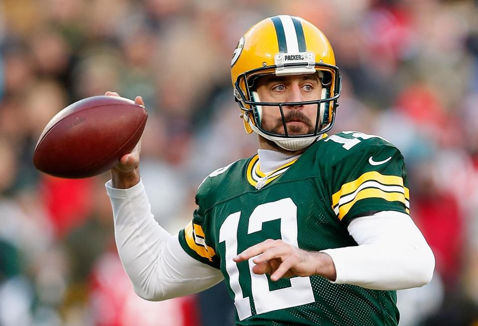 Aaron Rodgers has been known to prefer the football on the overinflated end of the scale.