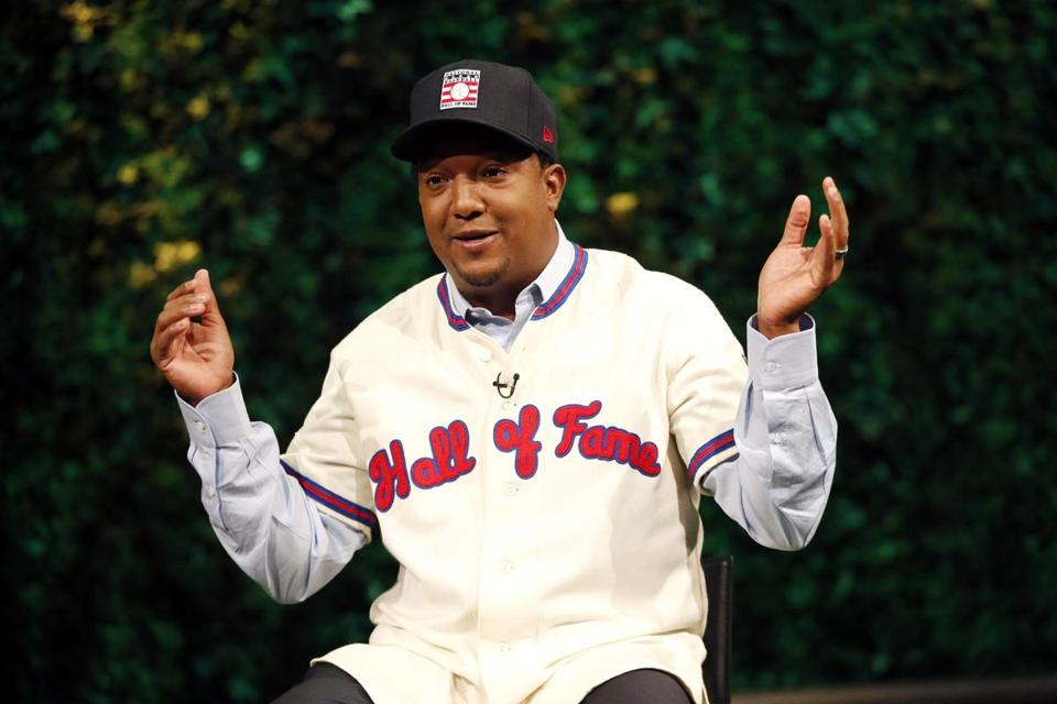 Pedro Martinez is one of four to be inducted into the Hall of Fame next month.