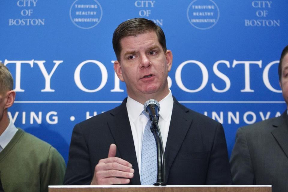 "Said Boston Mayor Martin J. Walsh: ""A lot of times when cops confront people there's mental health or substance abuse issues, and this can help defuse the situation."""