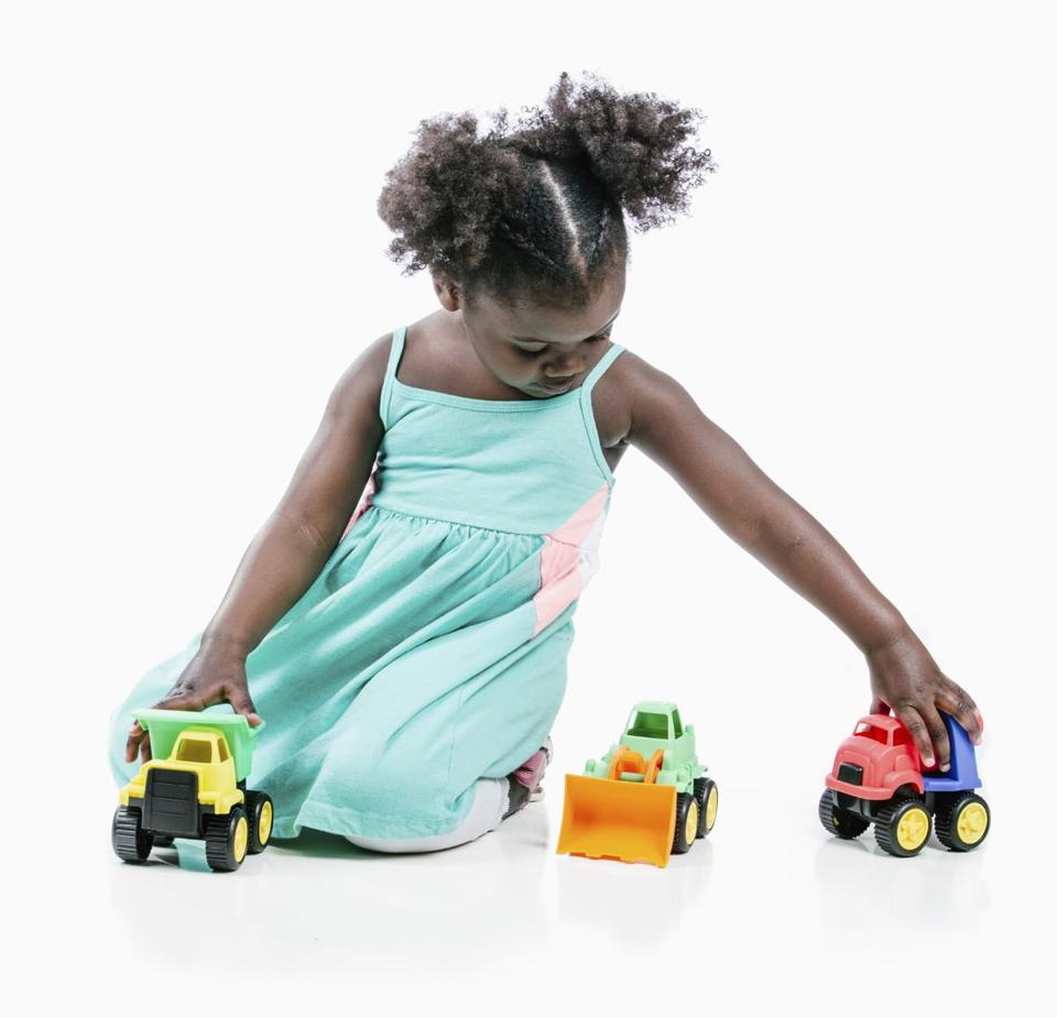 Play Toys For Boys : Why is my year old daughter playing with toys aimed at