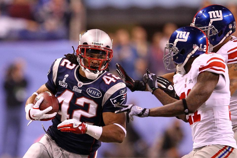 The 2011 season was trying for running back BenJarvus Green-Ellis and the Patriots, who lost their second straight Super Bowl to the Giants.