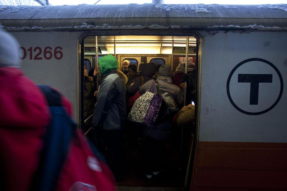 The MBTA's outlays are in line with those of other large public transit systems around the country.